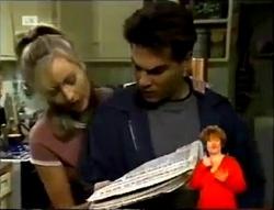 Annalise Hartman, Mark Gottlieb in Neighbours Episode 2148