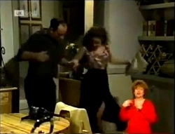 Philip Martin, Julie Martin in Neighbours Episode 2148