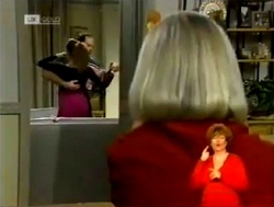 Philip Martin, Julie Robinson, Helen Daniels in Neighbours Episode 2150