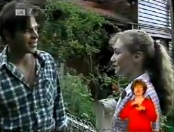 Andrew MacKenzie, Debbie Martin in Neighbours Episode 2150