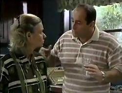 Helen Daniels, Philip Martin in Neighbours Episode 2854