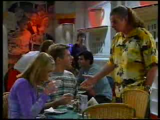 Amy Greenwood, Lance Wilkinson, Toadie Rebecchi in Neighbours Episode 3042
