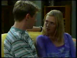 Lance Wilkinson, Amy Greenwood in Neighbours Episode 3042