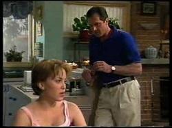 Libby Kennedy, Karl Kennedy in Neighbours Episode 3046