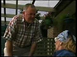Harold Bishop, Madge Bishop in Neighbours Episode 3046