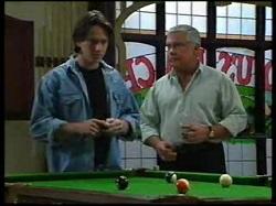 Darren Stark, Lou Carpenter in Neighbours Episode 3046
