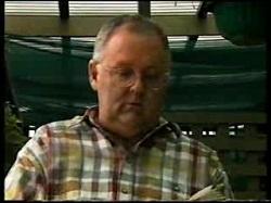 Harold Bishop in Neighbours Episode 3046