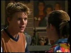 Billy Kennedy, Anne Wilkinson in Neighbours Episode 3046