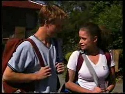 Billy Kennedy, Caitlin Atkins in Neighbours Episode 3046