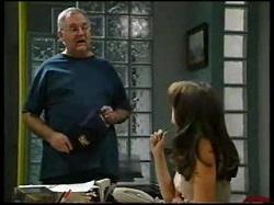 Harold Bishop, Sarah Beaumont in Neighbours Episode 3046