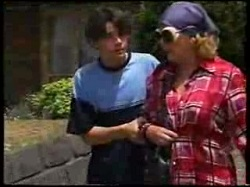 Paul McClain, Madge Bishop in Neighbours Episode 3046