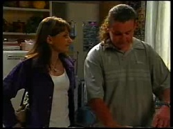 Karen Oldman, Toadie Rebecchi in Neighbours Episode 3047