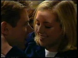 Lance Wilkinson, Amy Greenwood in Neighbours Episode 3048