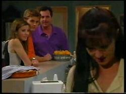 Anne Wilkinson, Billy Kennedy, Karl Kennedy, Susan Kennedy in Neighbours Episode 3050