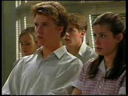 Amy Greenwood, Billy Kennedy, Lance Wilkinson, Anne Wilkinson in Neighbours Episode 3050