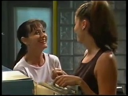 Susan Kennedy, Sarah Beaumont in Neighbours Episode 3051