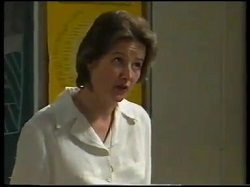 Mrs. Graves in Neighbours Episode 3052