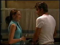 Libby Kennedy, Drew Kirk in Neighbours Episode 3734