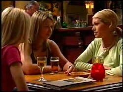 Dee Bliss, Steph Scully, Tess Bell in Neighbours Episode 3734