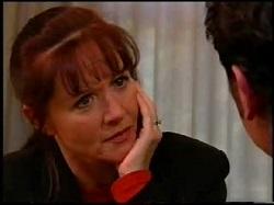 Susan Kennedy, David Walsh in Neighbours Episode 3734