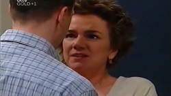 Andy Tanner, Lyn Scully in Neighbours Episode 4681