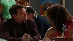 Paul Robinson, Liljana Bishop in Neighbours Episode 4681