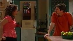 Liljana Bishop, David Bishop in Neighbours Episode 4681