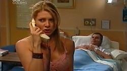 Izzy Hoyland, Karl Kennedy in Neighbours Episode 4681