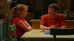 Serena Bishop, David Bishop in Neighbours Episode 4681