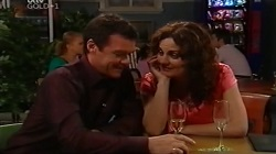 Paul Robinson, Liljana Bishop in Neighbours Episode 4682