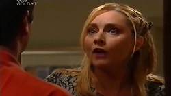 David Bishop, Janelle Timmins in Neighbours Episode 4682