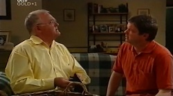Harold Bishop, David Bishop in Neighbours Episode 4682