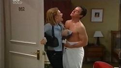 Izzy Hoyland, Paul Robinson in Neighbours Episode 4683