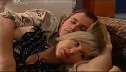 Stuart Parker, Sindi Watts in Neighbours Episode 4684