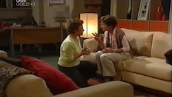 Lyn Scully, Susan Kennedy in Neighbours Episode 4685