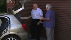 Harold Bishop, Lou Carpenter in Neighbours Episode 4685