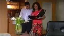Paul Robinson, Liljana Bishop in Neighbours Episode 4686