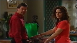 David Bishop, Liljana Bishop in Neighbours Episode 4686