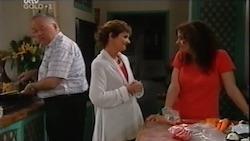Harold Bishop, Susan Kennedy, Liljana Bishop in Neighbours Episode 4686