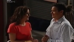 Liljana Bishop, Paul Robinson in Neighbours Episode 4686