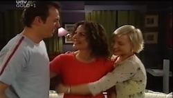 Stuart Parker, Liljana Bishop, Sindi Watts in Neighbours Episode 4686