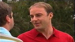 David Bishop, Ronnie Sharp in Neighbours Episode 4686