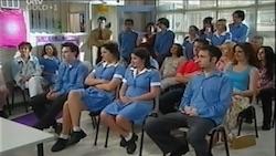 Susan Kennedy, Paul Robinson, Liljana Bishop in Neighbours Episode 4686