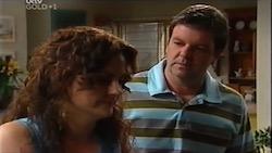 Liljana Bishop, David Bishop in Neighbours Episode 4686