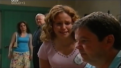 Liljana Bishop, Harold Bishop, Serena Bishop, David Bishop in Neighbours Episode 4687
