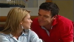 Izzy Hoyland, Paul Robinson in Neighbours Episode 4687