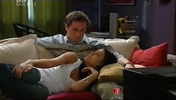 Stuart Parker, Carmella Cammeniti in Neighbours Episode 4687