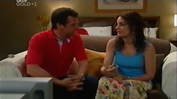 Paul Robinson, Liljana Bishop in Neighbours Episode 4687