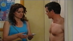 Liljana Bishop, Paul Robinson in Neighbours Episode 4687