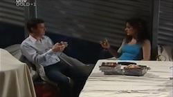 Paul Robinson, Liljana Bishop in Neighbours Episode 4688